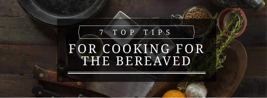 cooking for the bereaved