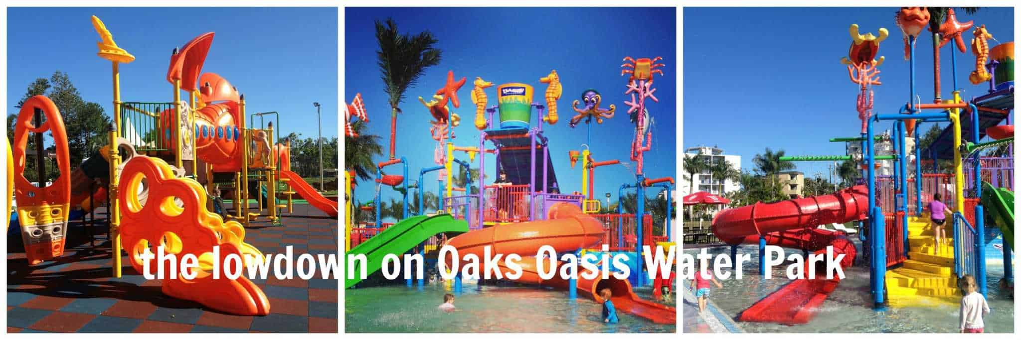 The Lowdown On Oaks Oasis Water Park Cooker And A Looker