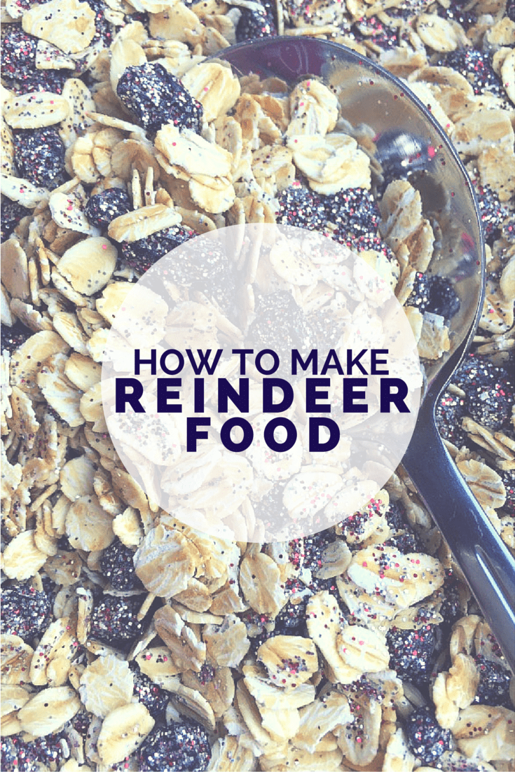 Youtube Cooking: How To Make Reindeer Food