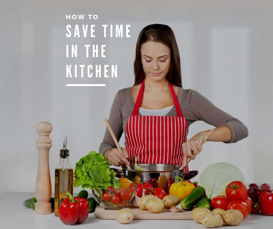 Kitchen Goals Heretomakelifeeasy: How To Save Time In The Kitchen