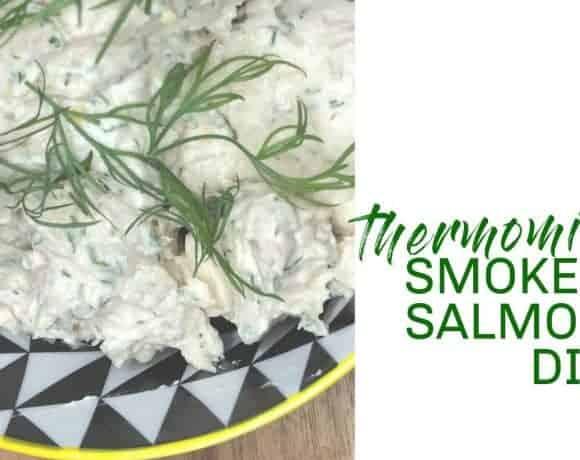 smoked salmon dip thermomix